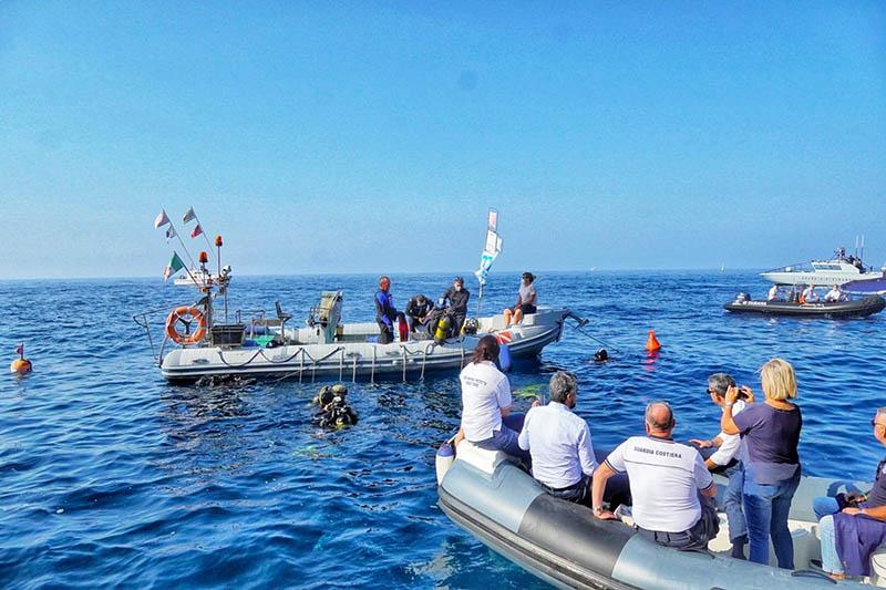 inaugurazione-boa-parco-cinque-terre-punta-mesco-ministro-ddi-italy-subacquea-disabilita-2