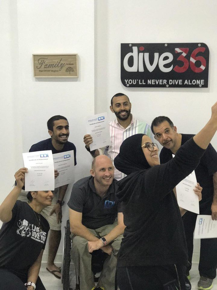 ddi instructor course in Kuwait