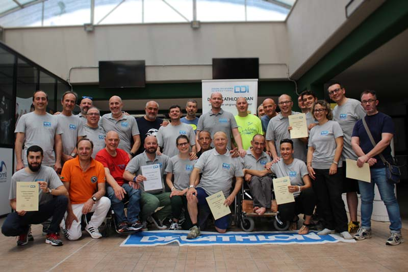 sole-viktor-visiting-ddi-italy-rome-course-pro-training-decathlon-disabled-divers